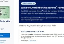 Amex Referral Offer 3