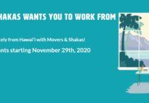 Hawaii Movers & Shakas