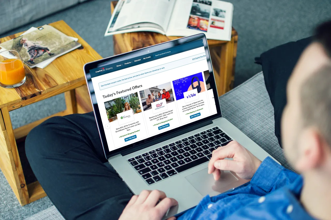 Capital One Shopping: A New – But Old – Shopping Portal