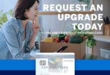 Amex EveryDay Preferred Upgrade 40,000 points