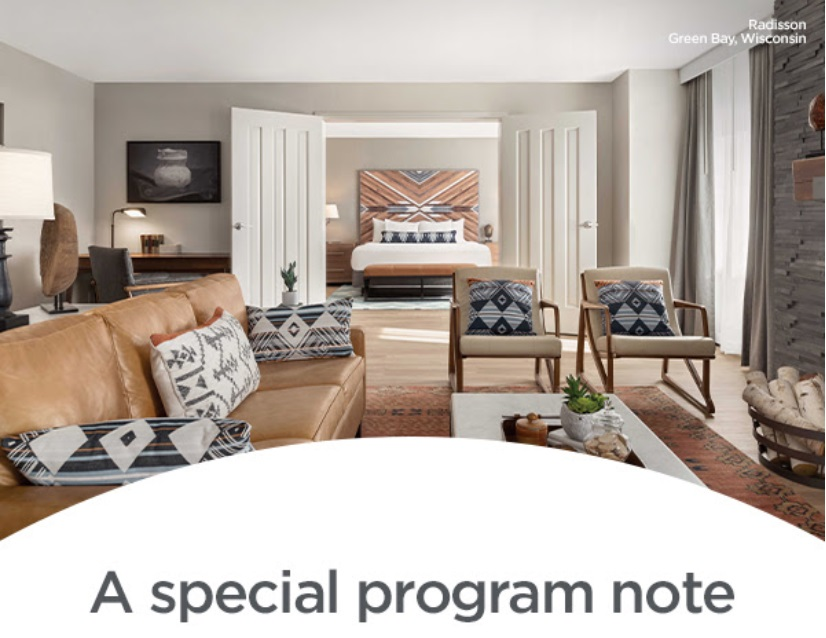 Radisson Rewards Hotels Americas