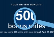 United shopping portal bonus 04.12.21