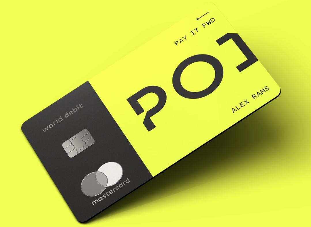 Point app debit card