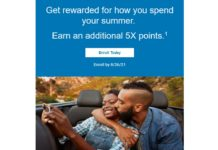 Barclays spending offers