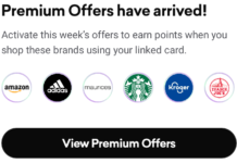 Drop card-linked offers